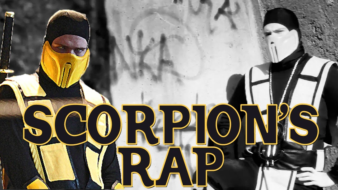 "The Mortal Kombat Rap: Scorpion Spits ""Hot Fire"""