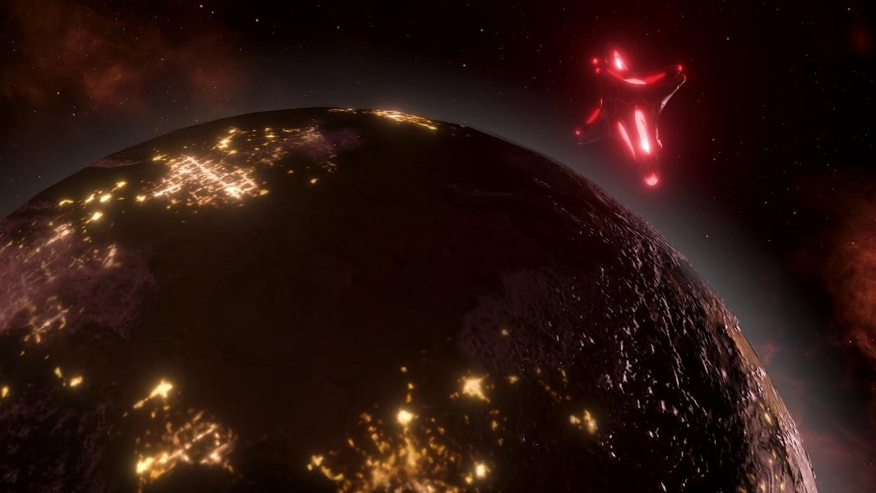 Stellaris approda su PS4 ed XBox One