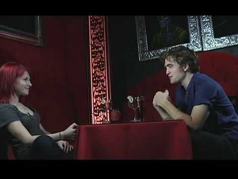 Hayley Williams and Robert Pattinson - Artist on Artist (Full interview)