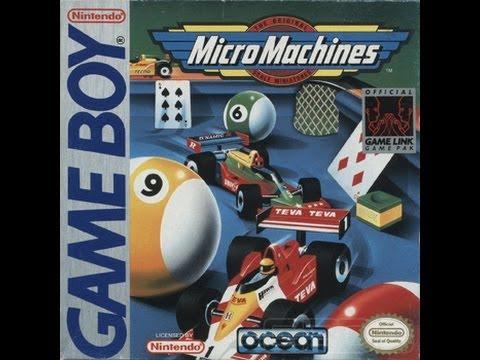 micro machines game boy rom