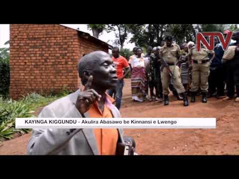 EKIKWEKWETO KU MASABO: Waliwo ewasangiddwa omulambo, babiri bakwate