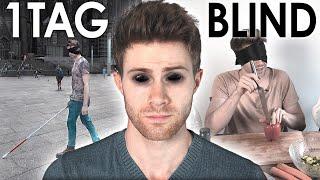 1 Tag BLIND in der Großstadt   Selbstexperiment