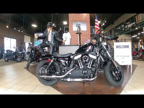 2020 Harley-Davidson Forty-Eight XL 1200X
