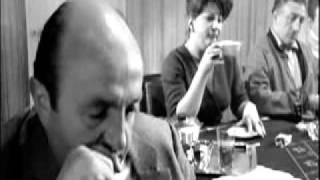 Les tontons flingueurs - Raoul - Scène de la péniche