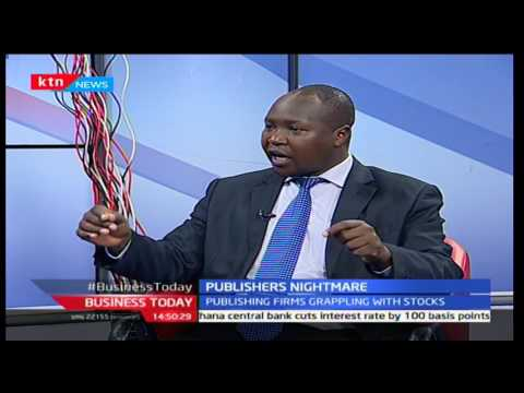 Evans Rotich-Longhorn Publishers Kenya speaking of new curriculum: Business Today