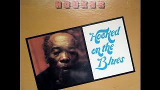 JOHN LEE HOOKER -  Hooked On The Blues (Full Vinyl)