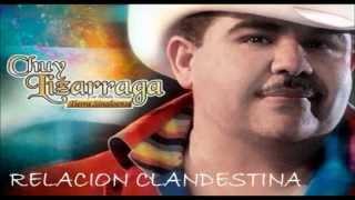 Chuy Lizarraga-Relacion Clandestina