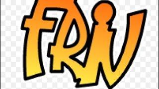 spelar spel från FRIV