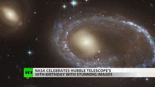 NASA releases new Hubble telescope images