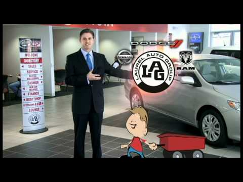 Laurel Auto Group >> Laurel Auto Group Here We Grow Video 1st Team Advertising