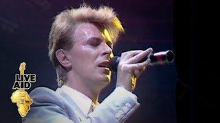 David Bowie   Heroes (Live Aid, 1985)