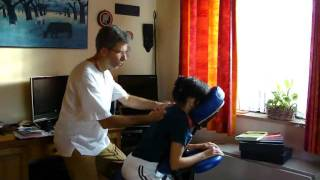 Massage Assis Au Bureau