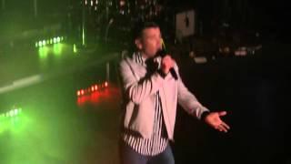 Joe McElderry - Love Is War - Hartlepool (Evolution Tour)
