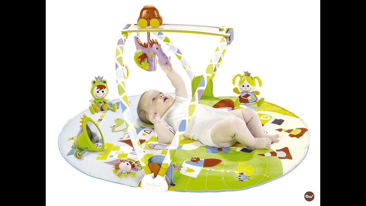 Ginásio de Atividades Tapete Gymotion Activity Gym - Cantinho da Criança