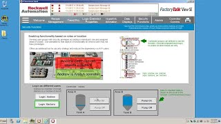 FactoryTalk View SE and ViewPoint V9 Update