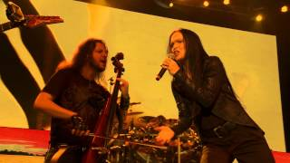 Angra - Stand Away ft. Tarja Turunen (Official Videoclip)