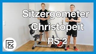 Sitzergometer Christopeit RS2 im Test