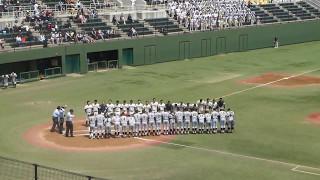 仙台育英⇔東北H29春季高校野球中部予選決勝戦