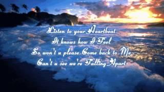 Coro - Missing You (Pretty Baby) (Lyrics)