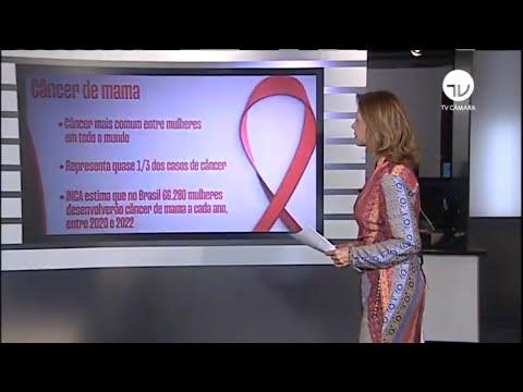 TV Câmara - Abertura do 'Outubro Rosa'