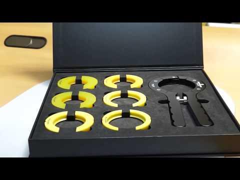 Watch Bezel Removing Tool , Bergeon 7152