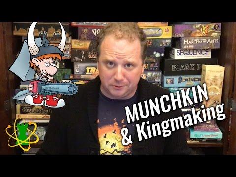 Kingmaking & Munchkin // Atomic Game Theory Episode 7