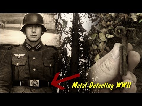 Metal Detecting WW2 - AMAZING GERMAN FIND! Awesome Relics! Relics in