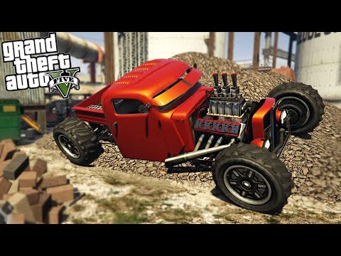GTA 5 Mods Best Off Road Vehicle