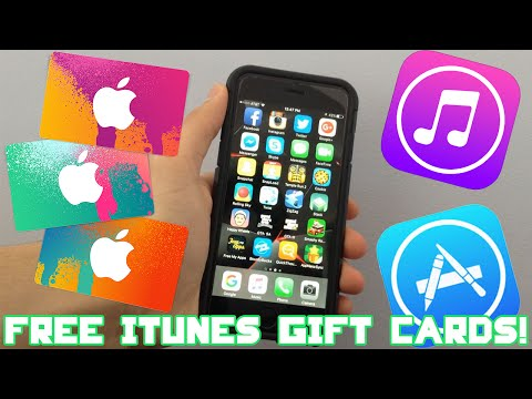 How To Get FREE iTunes Gift Cards 2016 LEGAL - Tutorials EP5