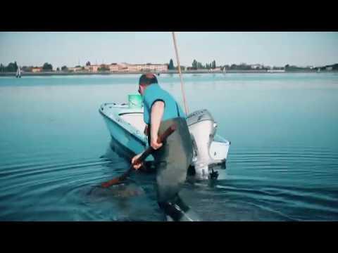 Gli uomini per pescare per comprare pantaloni