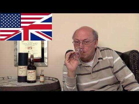Whisky Glenfarclas 25 ans - Ecosse - 70cl - 43%