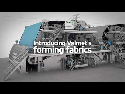 Valmet forming fabrics