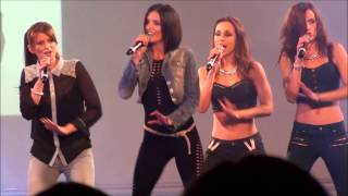 B*Witched - Rollercoaster at GLOW