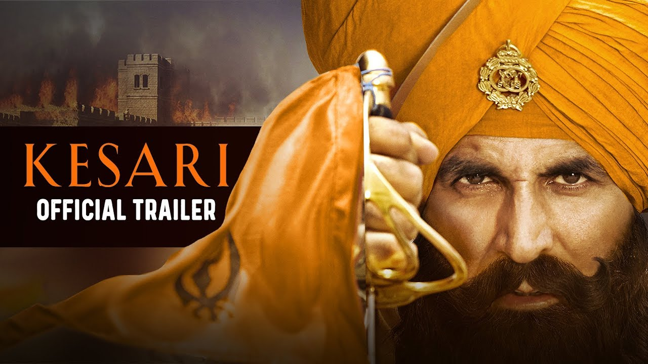 Kesari – A brave movie on one of the epic battles from history