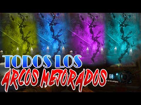 GUIA de Todos los Arcos Mejorados | Der Eisendrache - Музыка для Машины