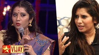 """I'm like Superstar Rajinikanth"", Vijay TV Anchor Priyanka Interview -  Funny & touching..."