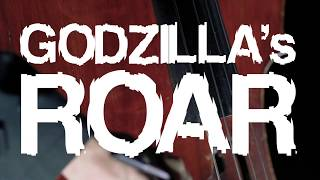 ▶︎ Video :  Godzilla's ROAR