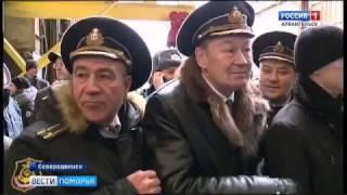В Северодвинске вывели из эллинга АПЛ