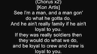 D12 - Loyalty (ft. Obie Trice) + LYRICS