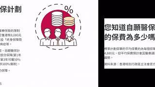 香港人一定要了解的:自願醫保