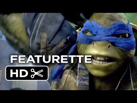 Teenage Mutant Ninja Turtles Featurette - Meet Leonardo (2014) - Ninja Turtle Movie HD
