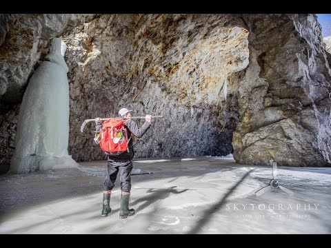 Journey to a Secret Hockey Cave