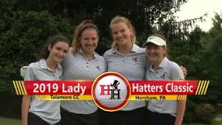 Hatboro-Horsham Girls Golf Highlights from 8-15-19