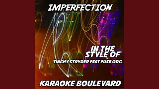 Imperfection (Instrumental Mix)
