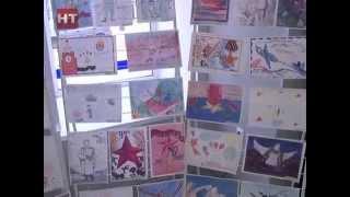 «Война глазами современников в рисунках на марку» - выставка под таким названием открылась в центральном отделении почтовой связи на улице Дворцовая