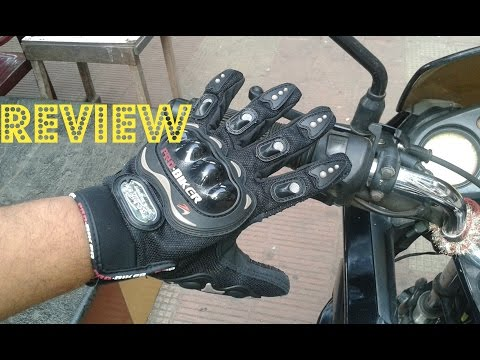 Original Pro Biker Gloves