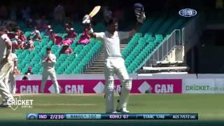 Fourth Test, day three highlights