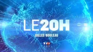 TF1 News Intros Compilation 1975-2016 (HD)