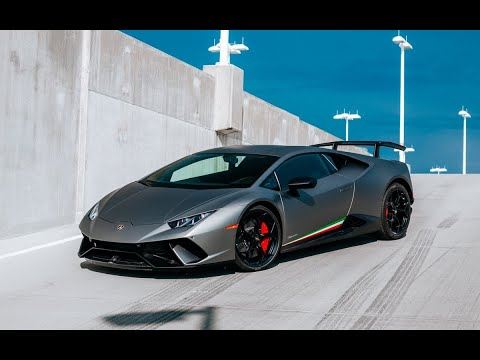Lamborghini Huracan for everyone! $ 1,000 = after 3 years, the new Lamborghini.