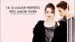 O Lugar Perfeito Pro Amor Viver - Sandy & Junior (CD 2001)
